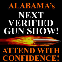 Verified Alabama Gun Shows