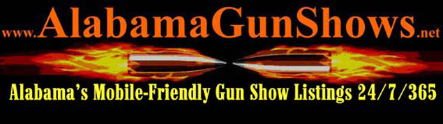 Alabama Gun Shows