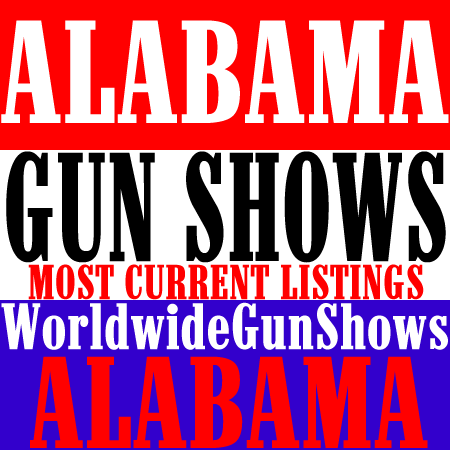 2022 Double Springs Alabama Gun Shows